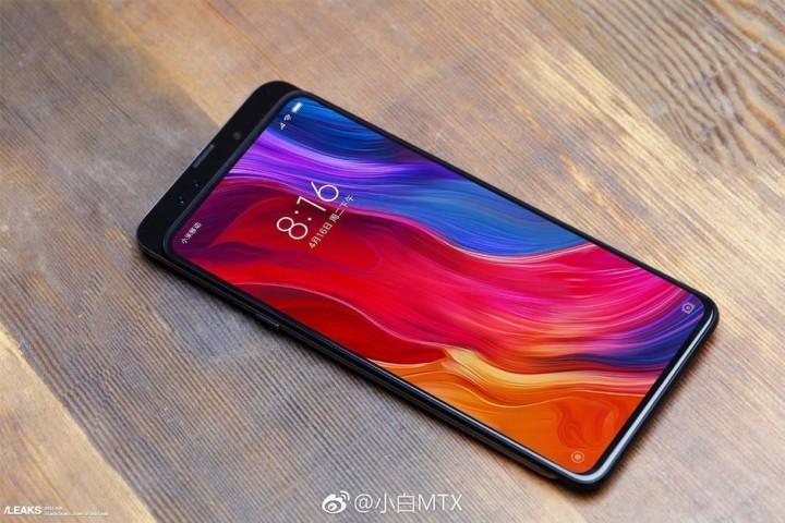 Xiaomi Mi Mix 3 màn hình trượt sẽ ra mắt vào ngày 25/10