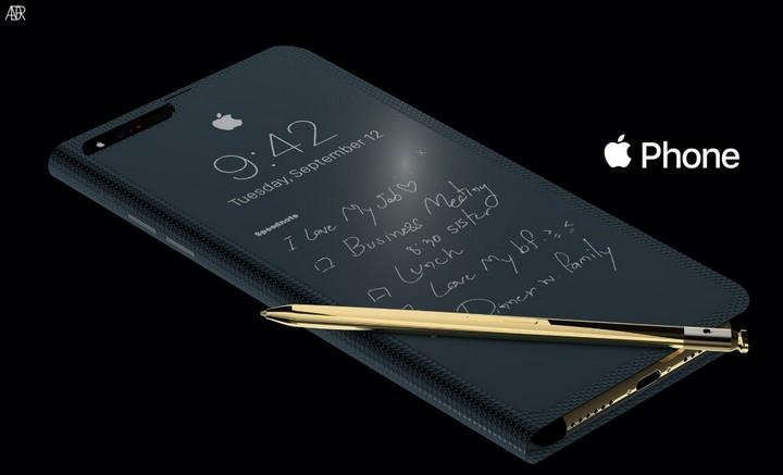Sẽ ra sao nếu iPhone có bút cảm ứng như Galaxy Note? - Ảnh 2.