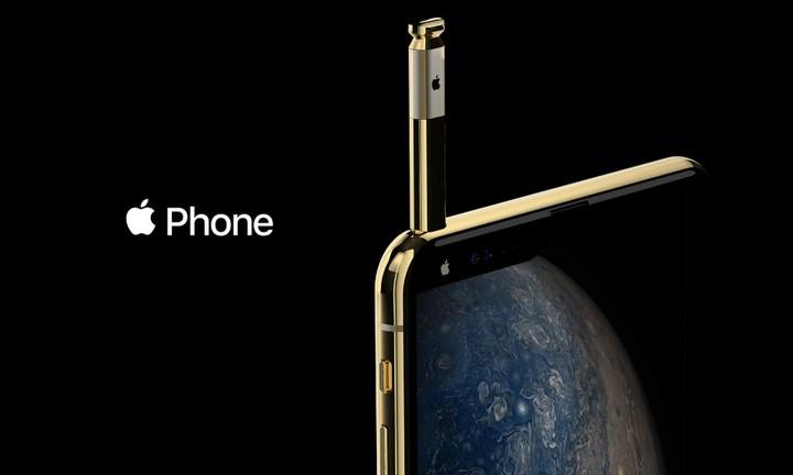 Sẽ ra sao nếu iPhone có bút cảm ứng như Galaxy Note? - Ảnh 1.