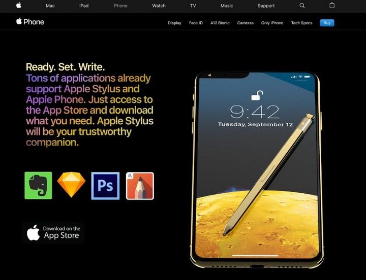 Sẽ ra sao nếu iPhone có bút cảm ứng như Galaxy Note? - Ảnh 8.