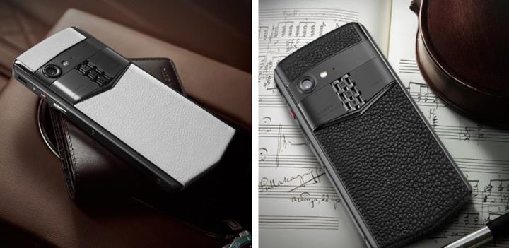 Hậu phá sản, Vertu trở lại với smartphone giá 5000 USD?