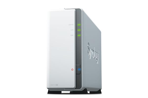 Synology ra mắt thiết bị lưu trữ qua mạng dành cho gia đình DiskStation DS119j