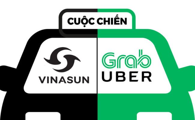 Cuộc đấu Vinasun-Grab từ thị trường đến pháp đình