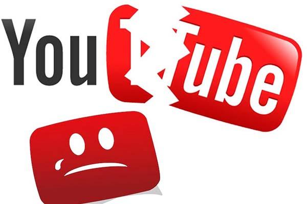 """YouTube """"sập"""", lượng truy cập web khiêu dâm tăng đột biến"""