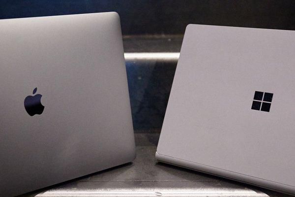 Khảo sát: Nhiều người tin Apple MacBook tốt hơn so với Microsoft Surface