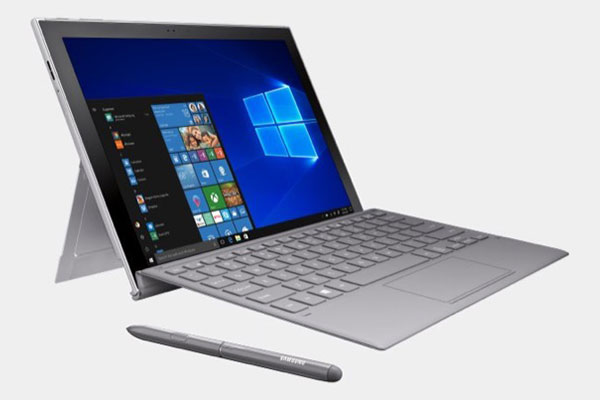 Samsung ra mắt Galaxy Book2, tablet 2-trong-1 chạy Snapdragon 850, pin 20 giờ