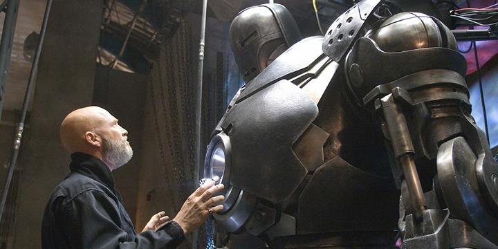 Hạng 14: Obadiah Stane/Iron Monger - Iron Man