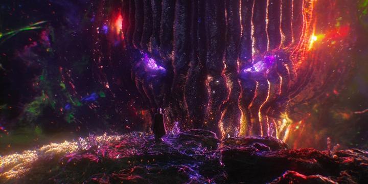 Hạng 15: Dormammu -  Doctor Strange