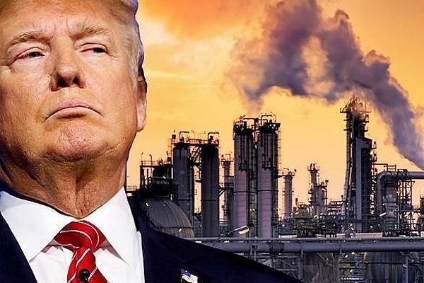 """Tổng thống Donald Trump khẳng định """"có năng khiếu khoa học"""" và """"là người yêu môi trường"""""""