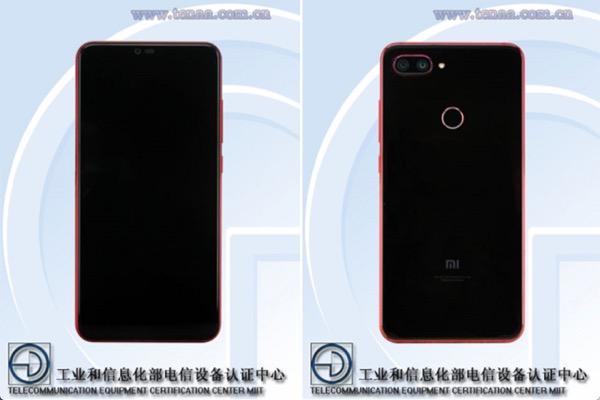 Xuất hiện phiên bản Xiaomi Mi 8 Lite với màu sắc mới, 8GB RAM