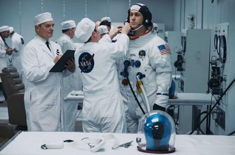 'Bước chân đầu tiên': Đằng sau chuyến hành trình vĩ đại lên Mặt trăng