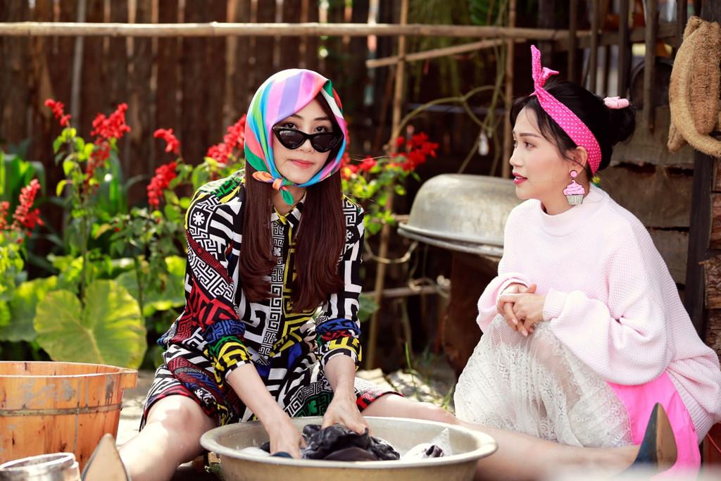 'Quý cô thừa kế': Ngân Khánh nhạt nhẽo trong ngày trở lại màn ảnh rộng