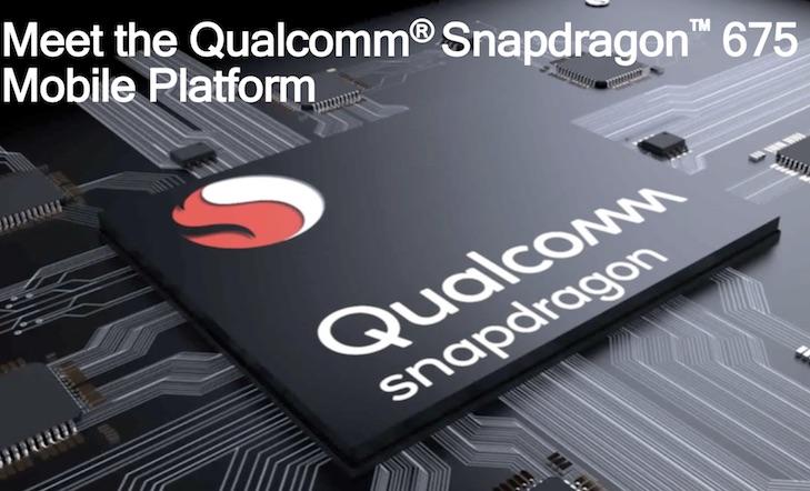 Qualcomm giới thiệu Snapdragon 675: chụp ảnh đẹp hơn, chơi game mượt hơn, thông minh hơn