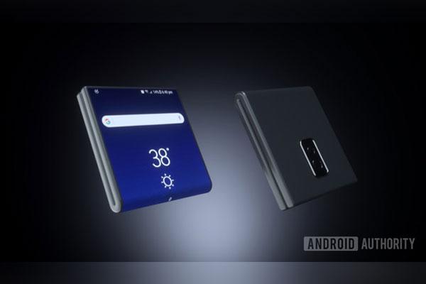 """Samsung lại """"thả thính"""" về smartphone màn hình gập, sẽ xuất hiện vào tháng 11"""