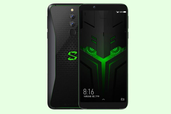 Xiaomi ra mắt Black Shark Helo, smartphone chơi game màn AMOLED, RAM 10GB