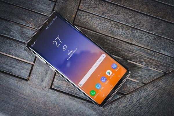 7 tính năng thú vị của Galaxy Note 9 không thể làm trên