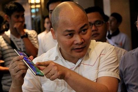 Ông Nguyễn Tử Quảng: Chúng tôi đang làm rất nhiều phiên bản Bphone nữa