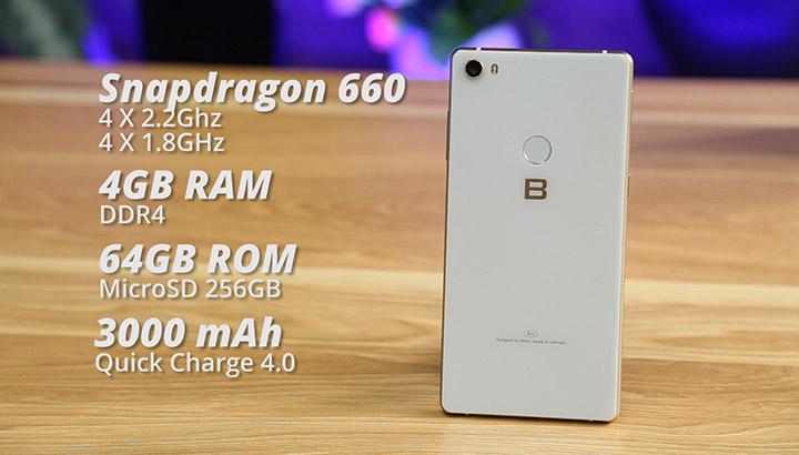 Mở hộp & Trên tay nhanh Bphone 3 Pro