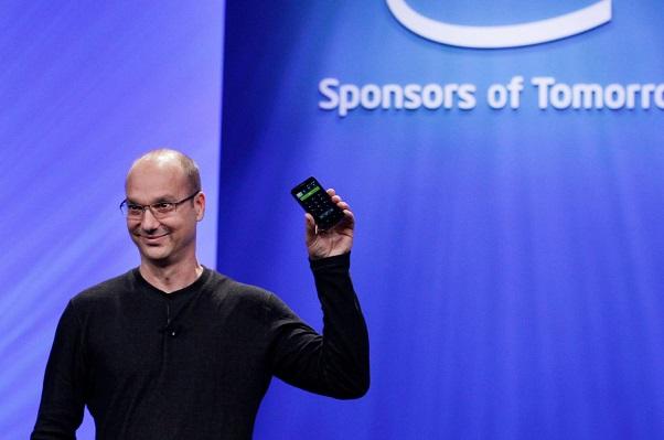 """Google đã lót tay cho """"cha đẻ Android"""" 90 triệu USD để từ chức vì bê bối tình dục"""