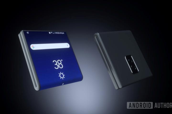Google và Samsung đang phát triển một phiên bản Android đặc biệt dành cho điện thoại màn hình gập