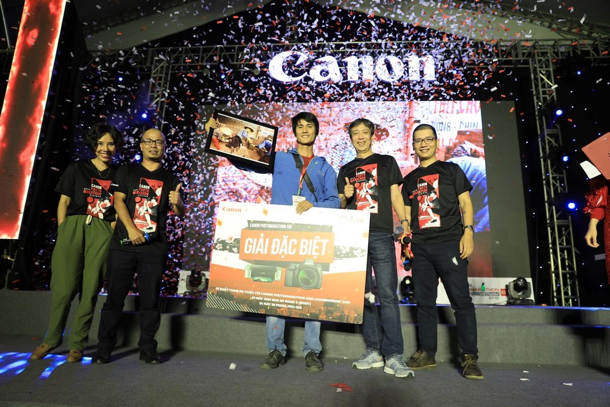 Canon PhotoMarathon Hà Nội 2018