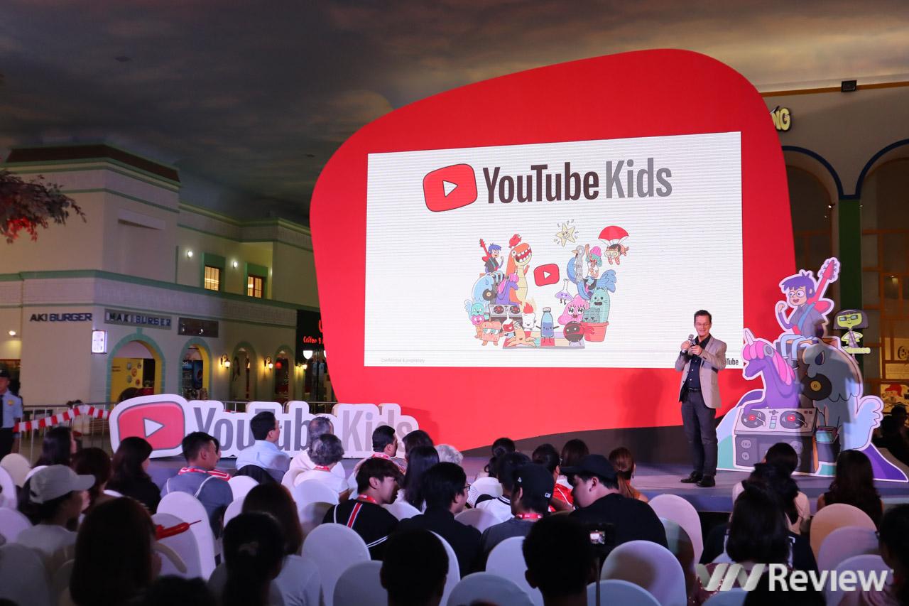 YouTube Kids chính thức có mặt tại VN sau 3 năm ra mắt