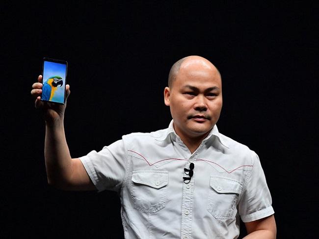 """Nguyễn Tử Quảng, CEO Tập đoàn Công nghệ Bkav: Chàng """"Đông-ki-sốt"""" của thế kỷ 21?"""