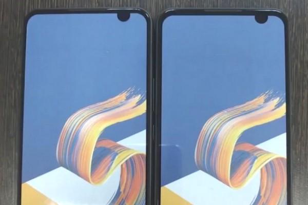 """Không chỉ Samsung chạy theo màn hình """"nốt ruồi"""", Asus Zenfone 6 cũng vậy?"""