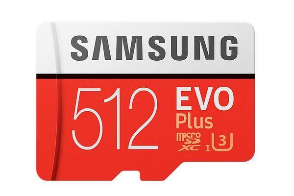 Thẻ nhớ Samsung microSD 512GB ra mắt: giá 330 USD, ngang smartphone tầm trung