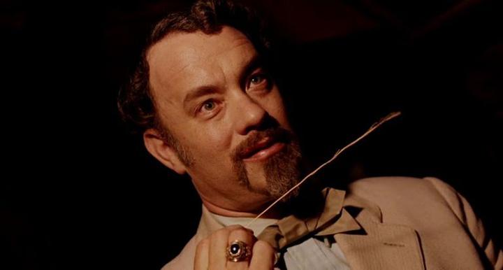 1. Tom Hanks - Ladykillers (2004)