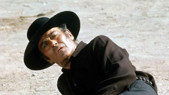 2. Henry Fonda -  Once Upon a Time in the West (1968)