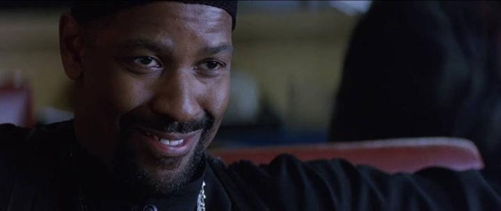 3. Denzel Washington - Training Day (2002)