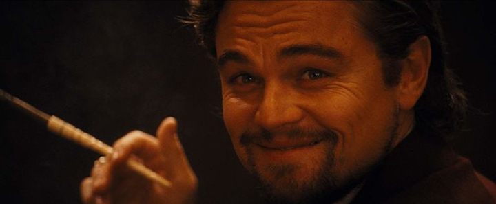 4. Leonardo DiCaprio - Django Unchained (2012)