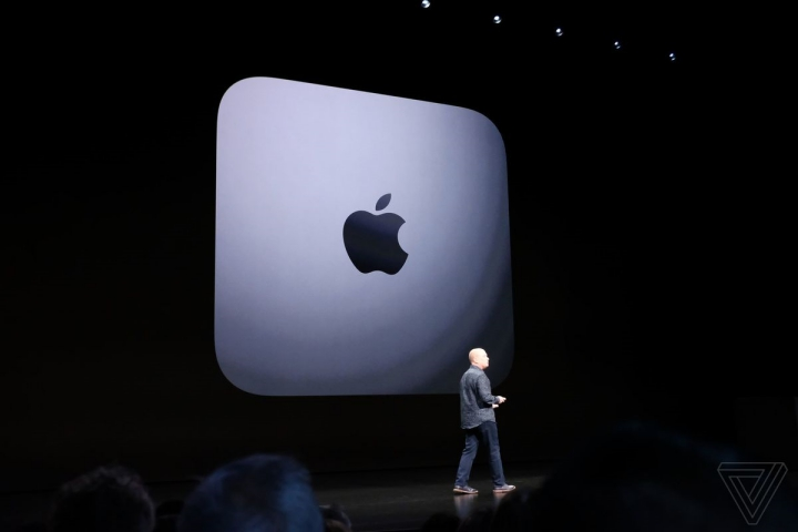 Apple ra mắt Mac Mini mới: vi xử lý 6 nhân, có màu xám không gian