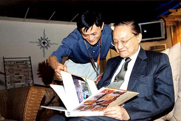 Nhà văn Kim Dung có ảnh hưởng như thế nào tới tỷ phú Jack Ma?