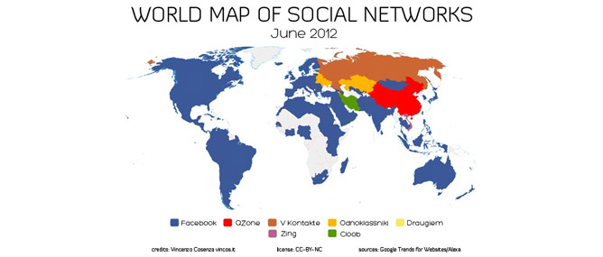 Facebook vẫn bị Zing cản ở Việt Nam
