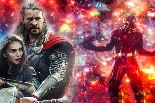 """Đợi đã, có phải giả thuyết mới trong """"Avengers 4"""" đã được nhắc đến trong """"Thor 2"""" tận 5 năm trước?"""