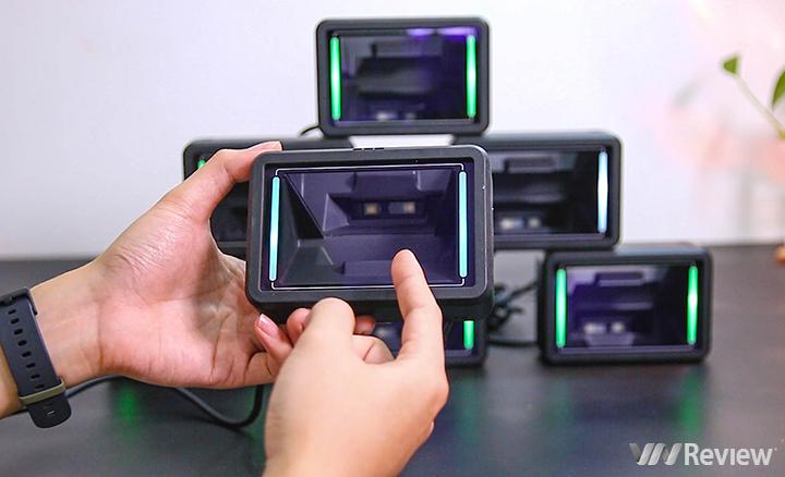 Trải nghiệm máy quét mã vạch Opticon M11: quét đa hướng, tốc độ siêu nhanh