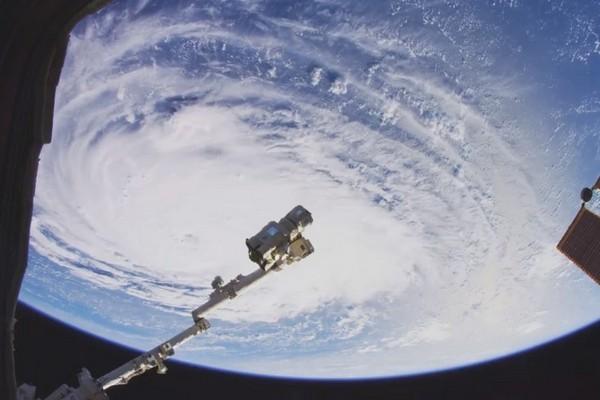 NASA: Trải nghiệm đoạn video 8K đầu tiên được quay ngoài không gian