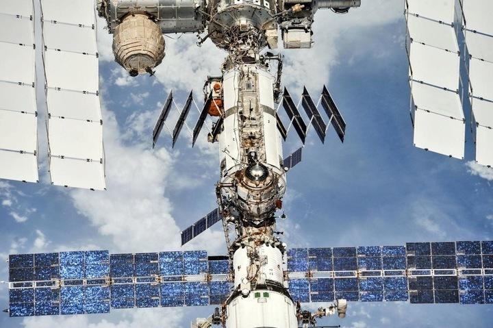 Cận cảnh Trạm vũ trụ quốc tế