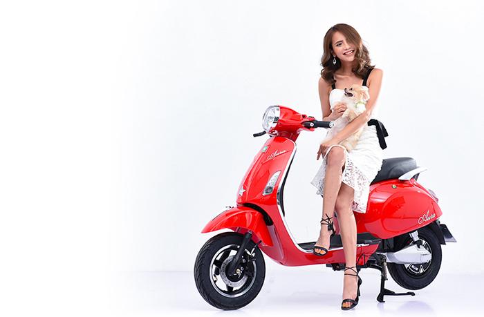 Xe máy điện của Vinfast có giá từ 21-54 triệu đồng - 246396