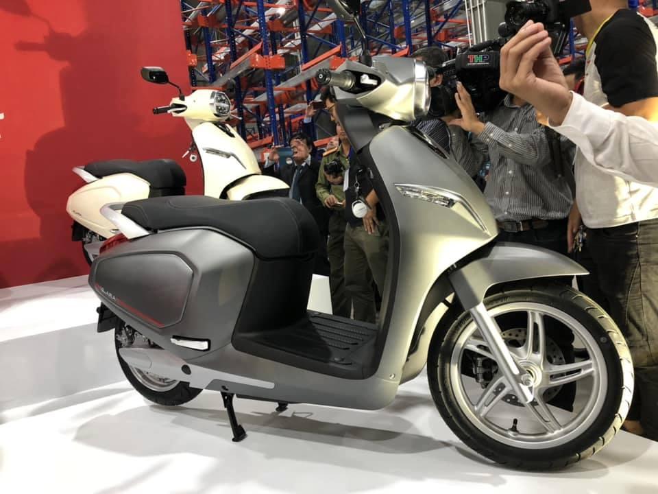 Xe máy điện của Vinfast có giá từ 21-54 triệu đồng - 246395