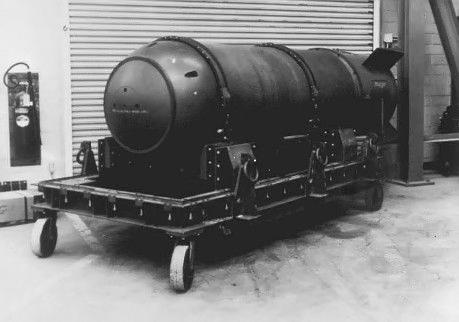 Hy hữu: máy bay Mỹ để mất bom nguyên tử đến nay chưa tìm thấy