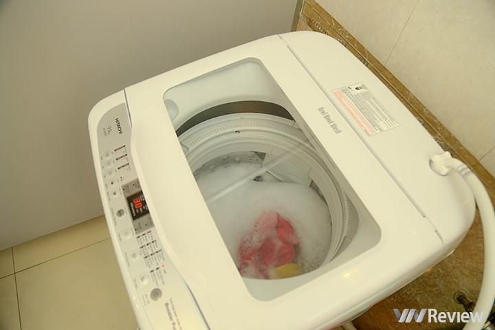 Đánh giá máy giặt Hitachi SF-S95XC