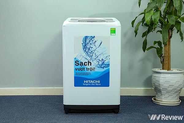 """Đánh giá máy giặt Hitachi SF-S95XC: """"Món hời"""" cho phân khúc tầm trung"""