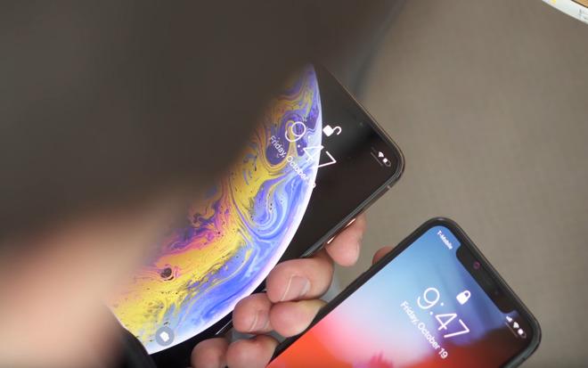 Thử nghiệm chứng minh iPhone XS mở khóa Face ID nhanh hơn iPhone X
