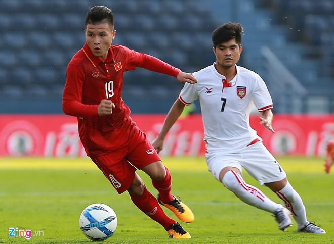 Link xem trực tiếp AFF Cup 2018: Việt Nam - Lào ngày 8/11/2018