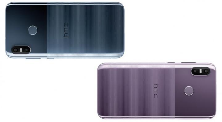 HTC U12 Life ra mắt ở Việt Nam: lưng giống Pixel, giá 7,69 triệu đồng, lên kệ từ 18/11