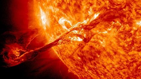 Bí ẩn về mặt trời, nguồn năng lượng cho tàu vũ trụ ngoài hành tinh