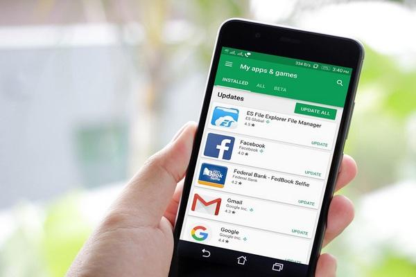 Android sắp có thể vừa cập nhật app vừa sử dụng mà không phải mất thời gian chờ đợi như trước nữa